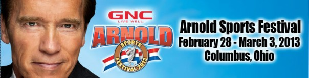 Arnold Sports Festival 2013