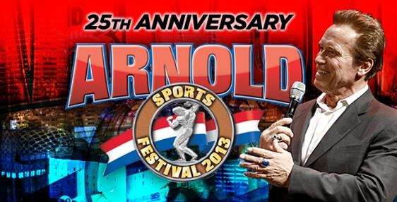Arnold Clasic Sport Festival 2013
