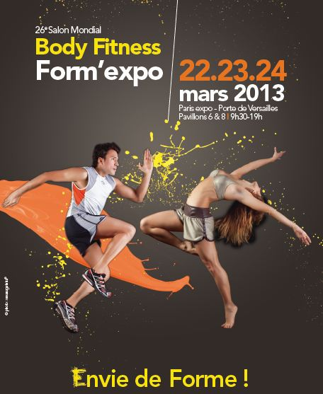 Salon body fitness 2013 plus que 2 jours bodymux for Salon body fitness
